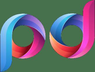 Pociecha Design Logo
